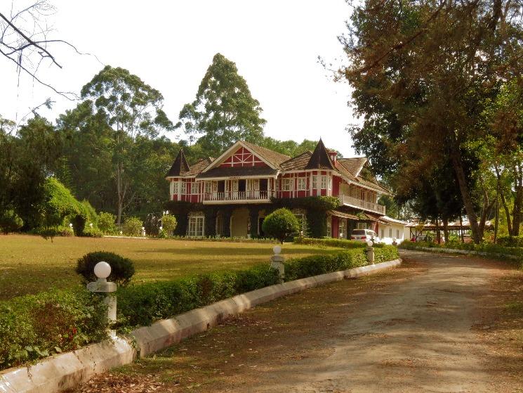 Das Candacraig Hotel in Pyin U Lwin