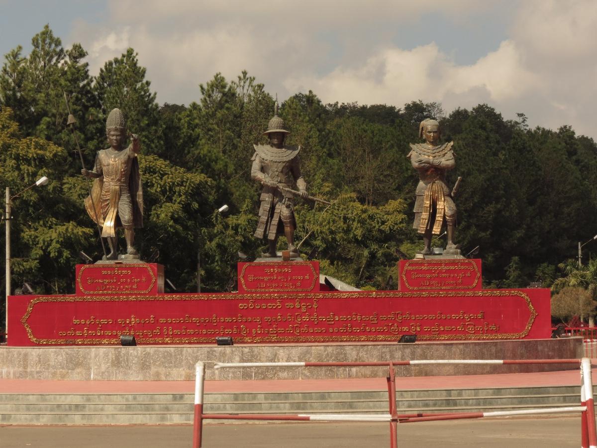 Militärakademie in Pyin U Lwin
