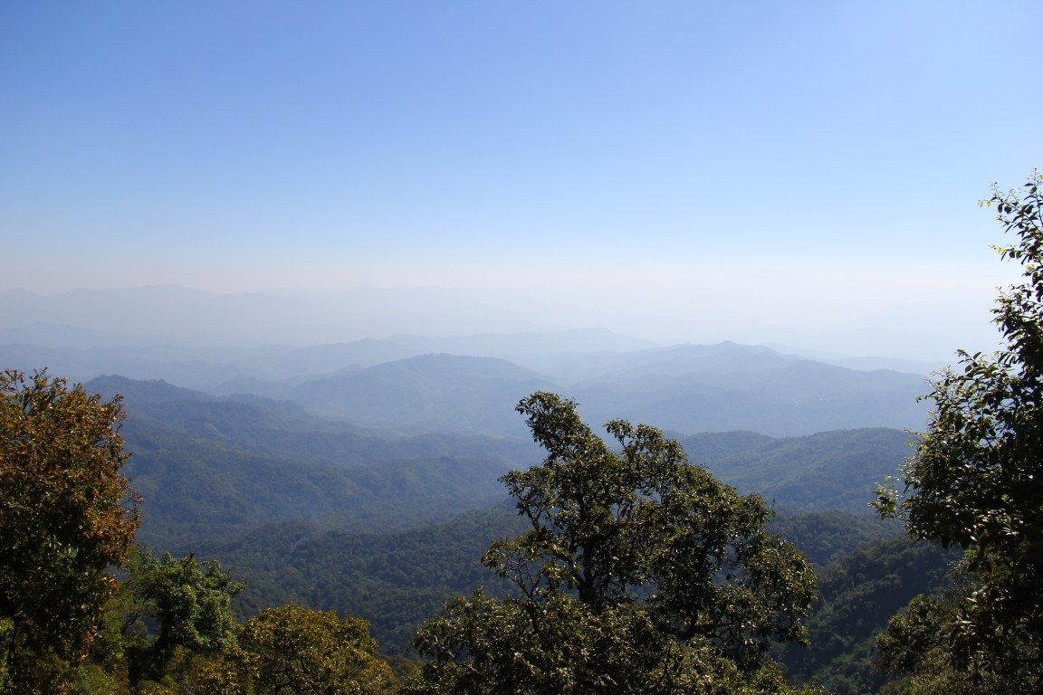 Blick in den Kayah-Staat